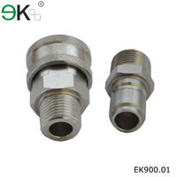 American type washing machine fittings male female npt/bsp quick hose connector