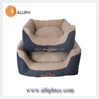 Two-piece Large plaques Article dog bed washable pet bed