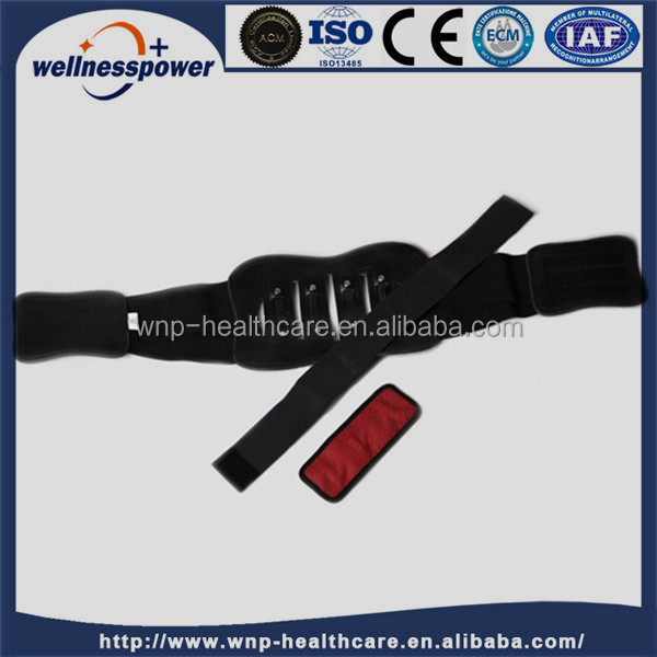 Best price High Quality Healthcare Far Infrared Self Heating Waist Belt