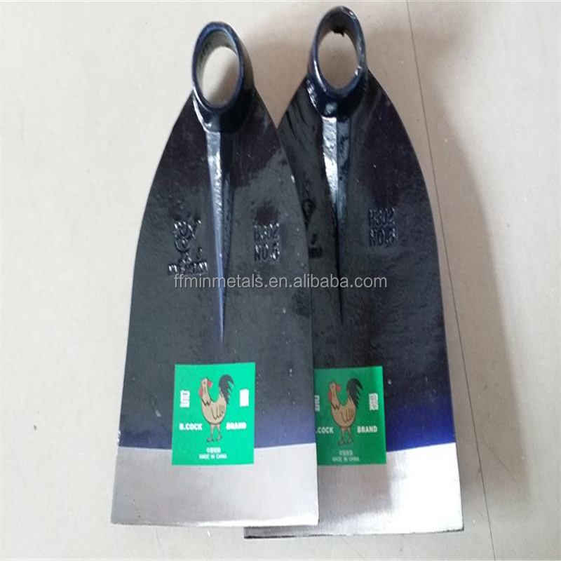 Agricultural Gardening Weeding Forged Carbon Steel Or Stainless Steel Hoe