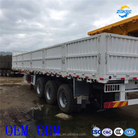 Cargo Transport High Strength Steel Heavy
