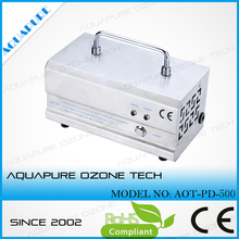AQUAPURE wall-mounted German build-in air pump ozone generator