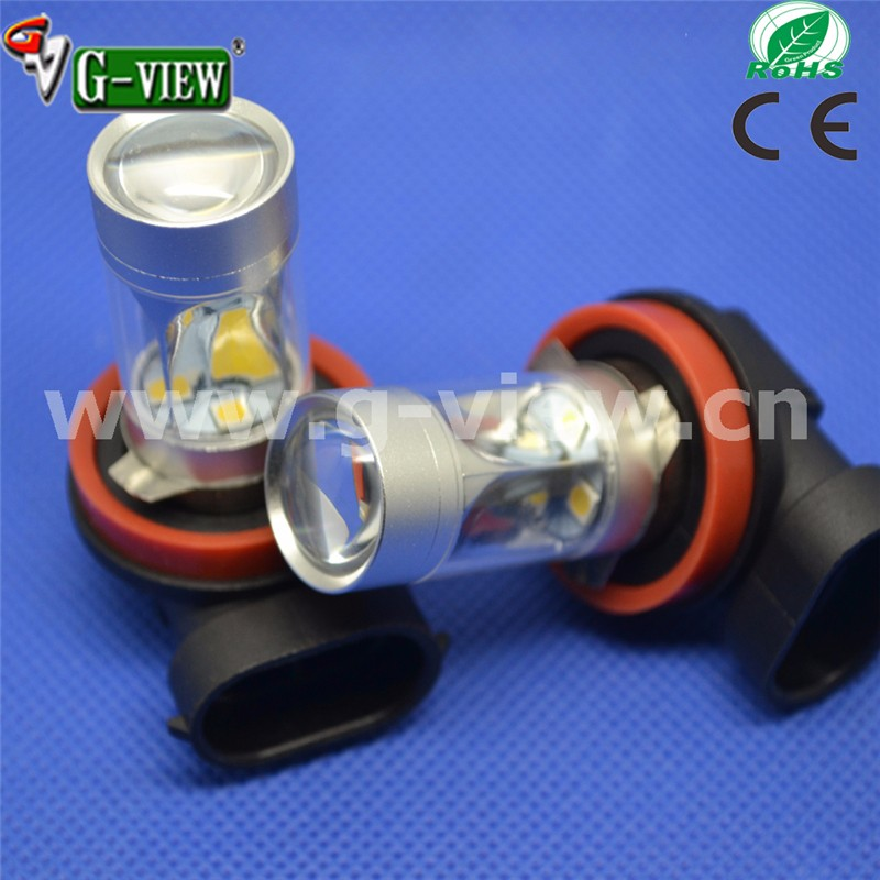Auto led light China factory supply H8 H11 LG3030 18smd foglamp new product led light for car