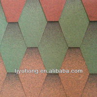 color granules asphalt shingles