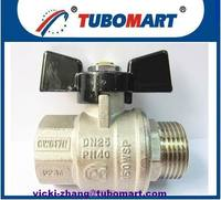 CW617 high quality forged brass bugatti valves for wholesaler distributor