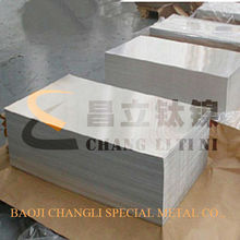 astm b265 gr1 gr2 gr5 high quality titanium sheet