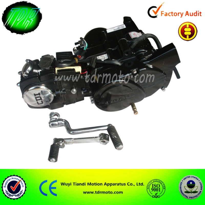 DIRT BIKE 155CC ZONGSHEN ENGINE