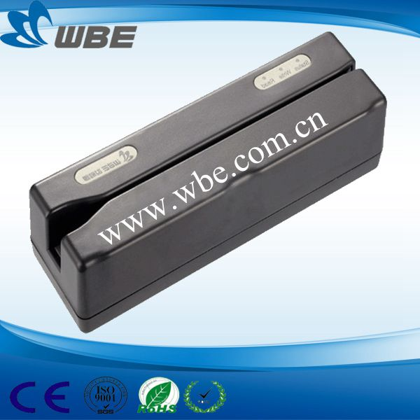 POS system Hi/Lo-co magnetic card reader/writer for access control system