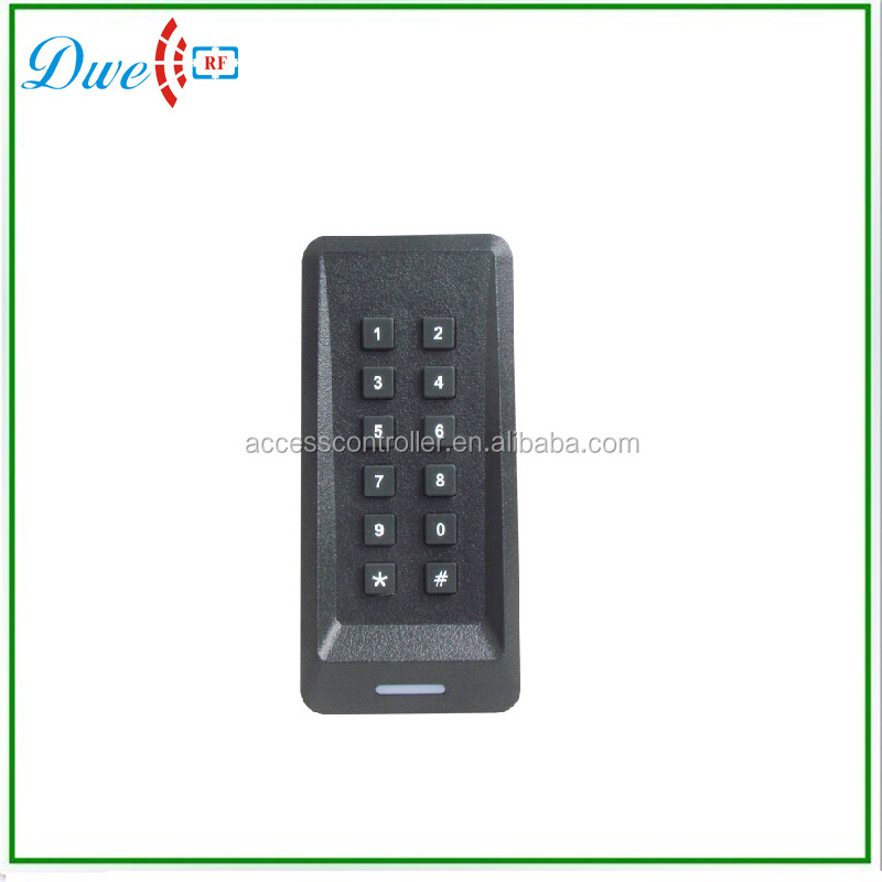 factory cheap price smart card reader em-id wiegand keyboard proximity access rfid reader