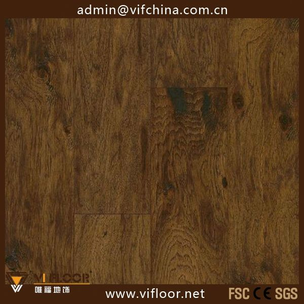 2 Layer Harmonics Flooring Antique Hickory