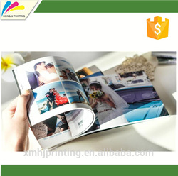 customized high quality paper baby memory printing coloring book