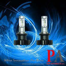 PA 2017 Hot selling 120W ZES Chip Car Headlight Fog Light Bulb Kit h15 led lamp