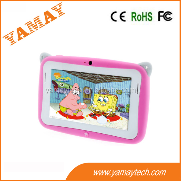 Colorful Tablet PC for Kids educational Tablet Android 4.2 OS 4.3inch RK2926