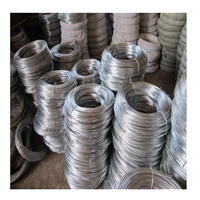 Galvanized high carbon spring steel wire for brush
