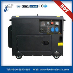 8kva diesel generator super silent portable generator for home use