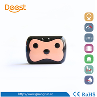 New DEEST D69 Best Real Time Mini Smart Waterproof Pet GPS Tracking Logger
