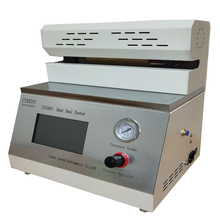 film heat seal resilience testing machine