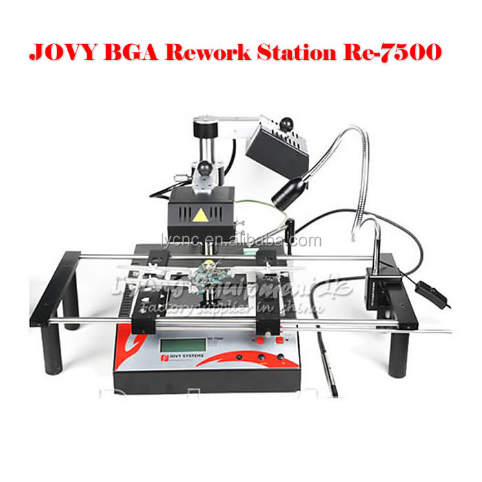 BGA Station RE-7500 Rework machine for motherboard repairing