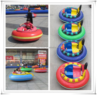 Hot Sales Crazy Inflatable Kids UFO Bumper Car/ Mini Bumper Car