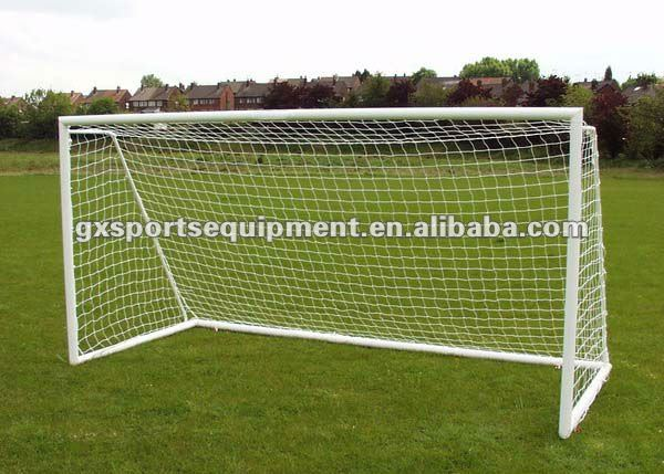 High quality Steel pipe soccer/football goals