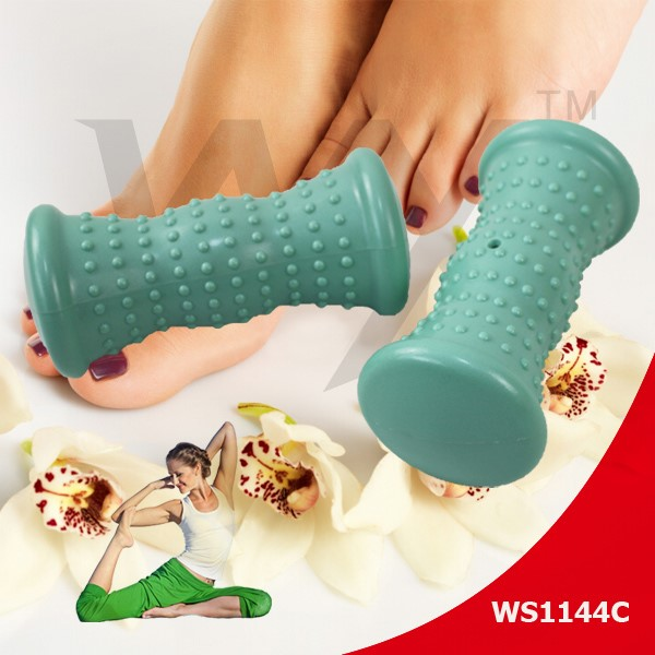 Amazon hot PVC Muscle Therapy relief spiky foot massage