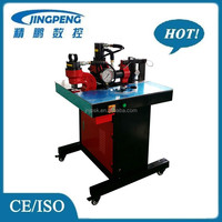 Factory price electrical switch board busbar cutting machine