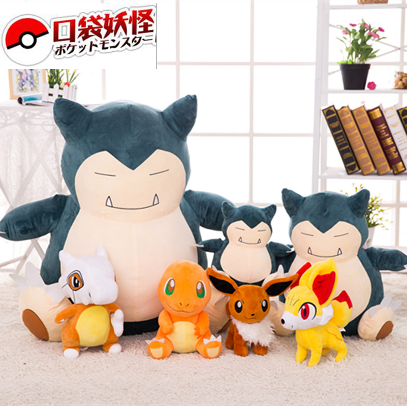 Hot selling wholesale pokemon go stuffed pikachu plush toy gift for sales