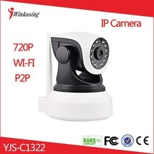 Factory supply anywhere control PTZ control wirless IR cut ip camera CCTV camera