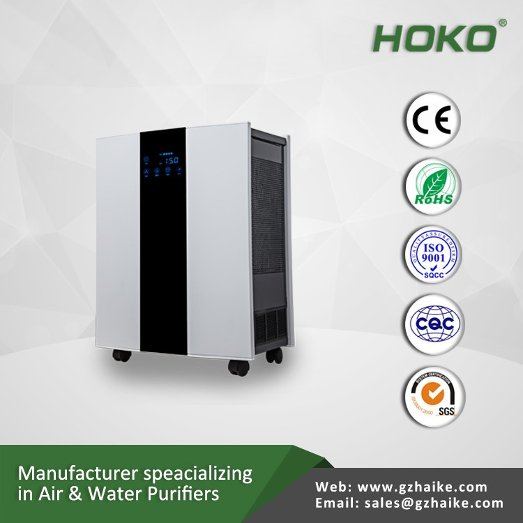 air sterilizer air purifie hepa air cleaner with 2.5pm filter China factory