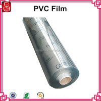 Packing Material Clear Plastic PVC Super Clear Film