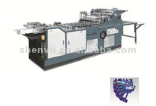 2015 Hot sale automatic paper box window patching machine(SV-HY-750A)
