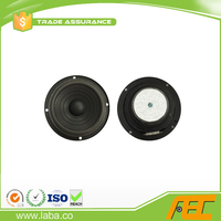 High Quality Round Loudspeaker Driver 8ohm 15w 5 inch Speaker for Car Audio