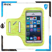 Water resistant sports armband smartphone pouch case running armband jogging armband for Oppo