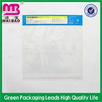 free samples supply laminated plastic opp bag packaging