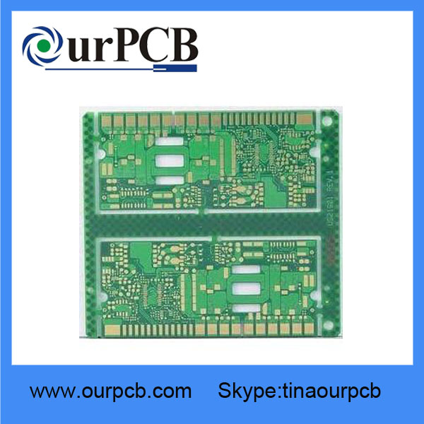 2016 green multilayer pcb board used on projector motherboard