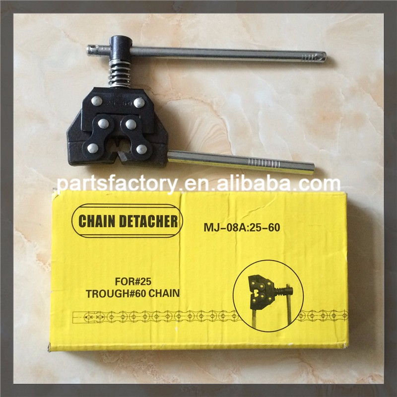 Metal Dismantle Chain 25-60 type Tool for Automobile Motorcycle Vehicle