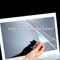 Reusable LCD Screen Protector for Macbook, For Macbook Pro Laptop 15.4-Inch Widescreen LCD
