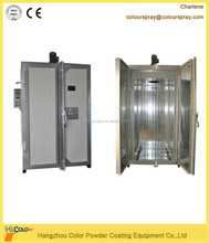 electric powder spray curing oven