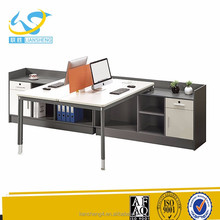 2017 Fashionable Most Affordable 2 Person Office Furniture Desk