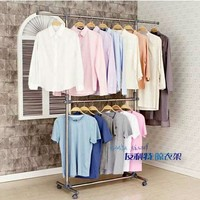 high-grade indoor iron stand for clothes