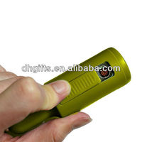 wholesale China rechargeable lighters USB infrared lighter