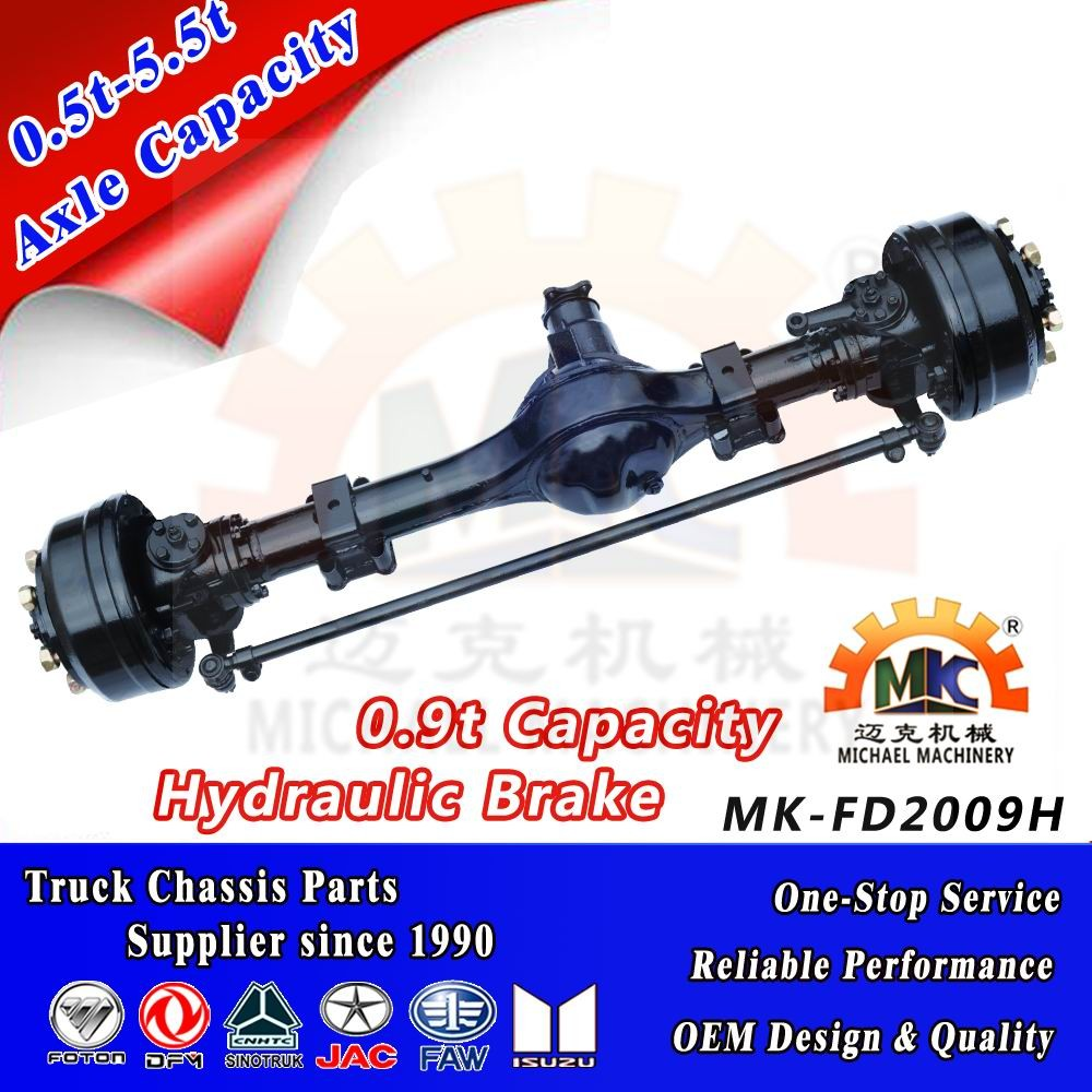 Front Driving Steerable Axle for Toyota Mini Truck