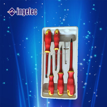 YiWu No.1 Insulated VDE and GS Slotted Electrician electric precision screwdriver