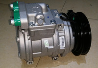 Doowon Compressor (99250- 5A513) for mini Bus air conditioner - Hyundai county/ Daewoo.