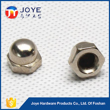 China factory supply low crown/ high crown stainless steel acorn nut