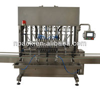 Full automatic sunflower seed oil filling machine
