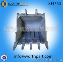 Sumitomo Excavator Parts SH350 Excavator Bucket Volume With Capacity 4CBM