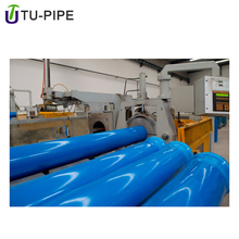 high pressure large plastic drain pvc pipe for recycle water pump stystem