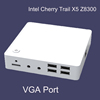 Win 10 Mini PC + WIFI router ,HDMI + VGA out put, Intel Z8300 , 2G 32G, NUC