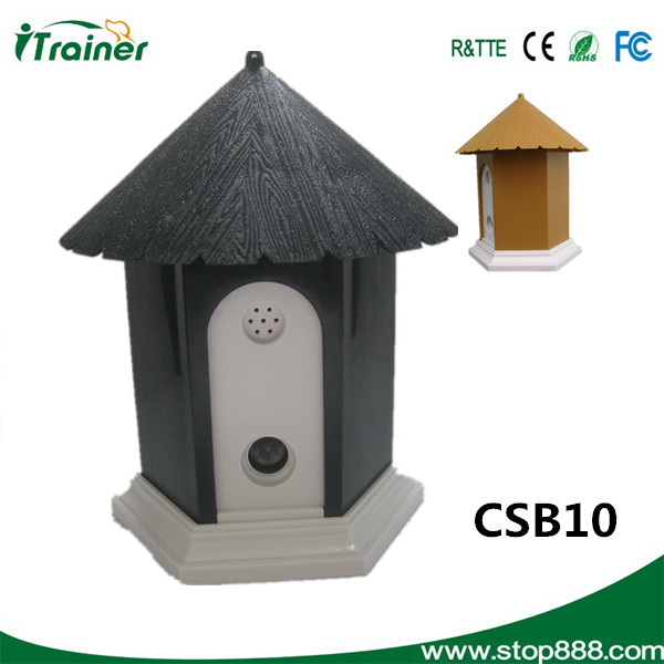 CSB-10 Outdoor Ultrasonic Bark Control